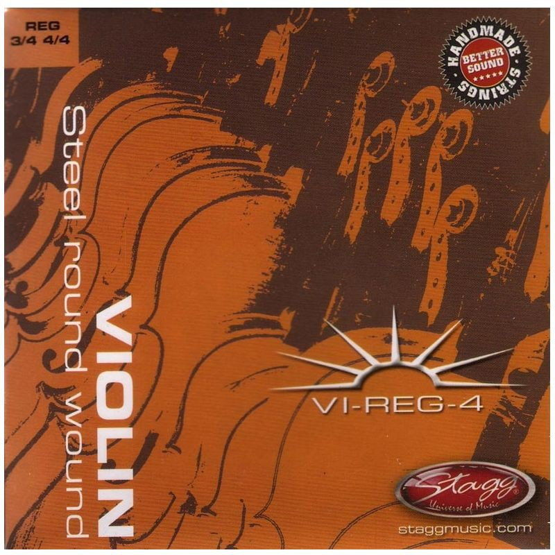 Stagg VI REG 4 - struny do skrzypiec