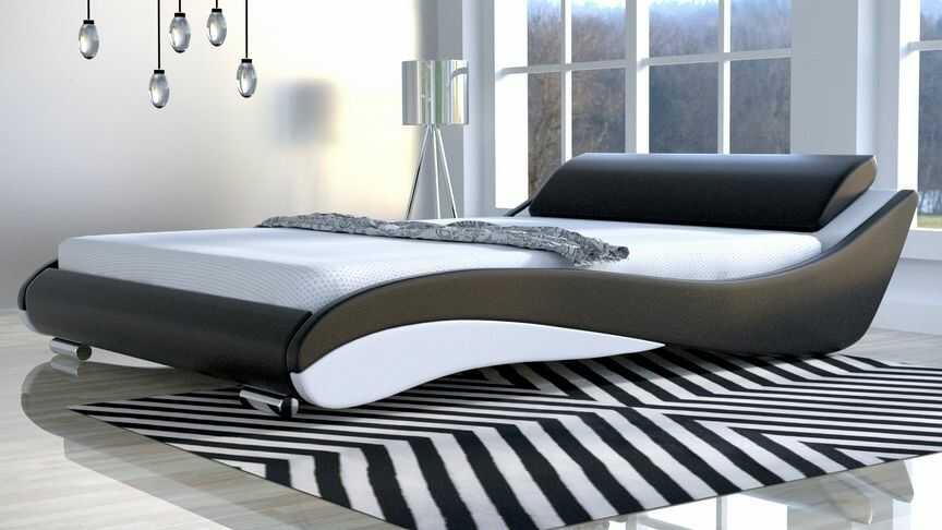 Łóżko do sypialni Stilo-2 Lux Premium