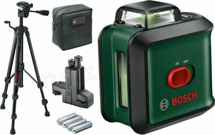 Poziomica laserowa Bosch PLL360 ze statywem