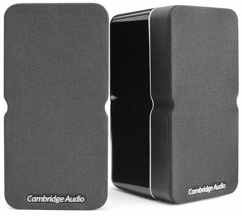 Cambridge Audio Minx Min 22 - głośniki satelitarne - czarne - 1szt. +9 sklepów - przyjdź przetestuj lub zamów online+