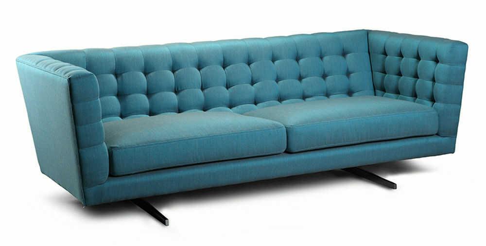 Sofa Fryderyk XL 2os., kanapa pikowana