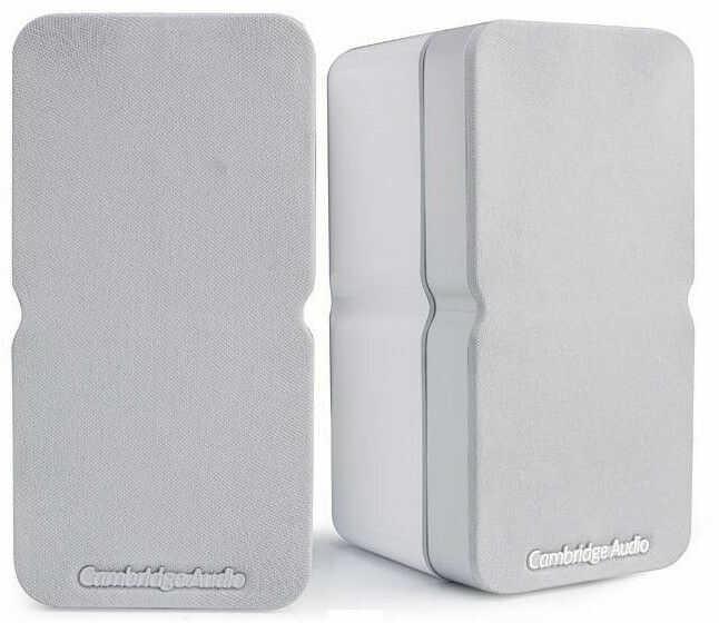 Cambridge Audio Minx Min 22 - głośniki satelitarne - białe - 1szt. +9 sklepów - przyjdź przetestuj lub zamów online+