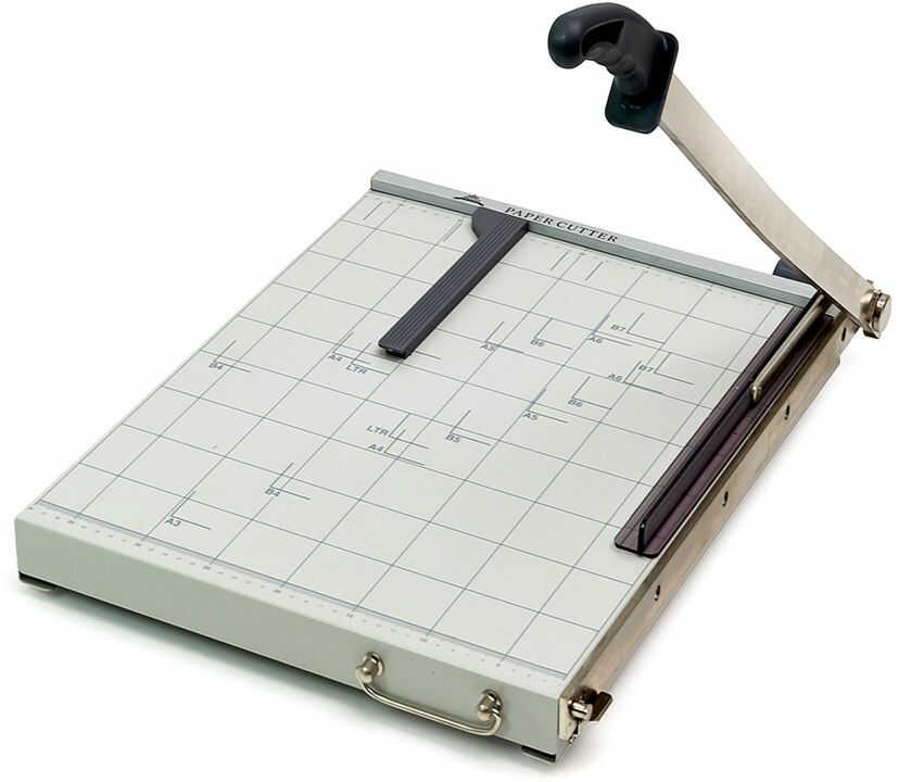 Gilotyna Argo Paper Cutter A3 z auto dociskiem