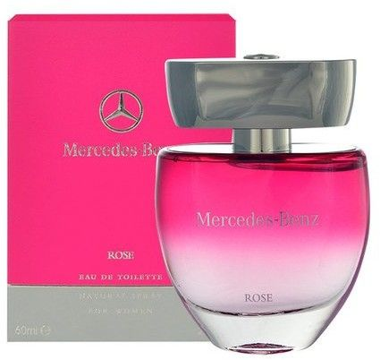 Mercedes-Benz Mercedes-Benz Rose - damska EDT 90 ml