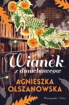 Wianek z dmuchawców Agnieszka Olszanowska