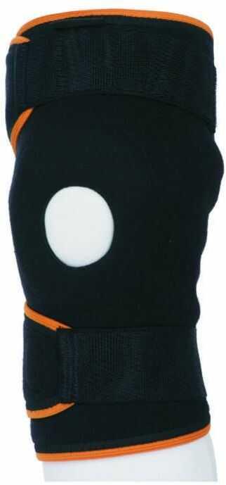 Orteza odciążająca kolano i stabilizująca rzepkę z regulacją stopnia zacisku (ARK 5101)