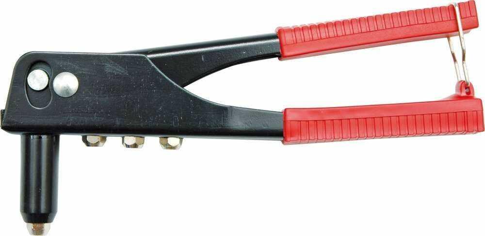 Nitownica ręczna metalowa 225 mm Vorel 70030 - ZYSKAJ RABAT 30 ZŁ