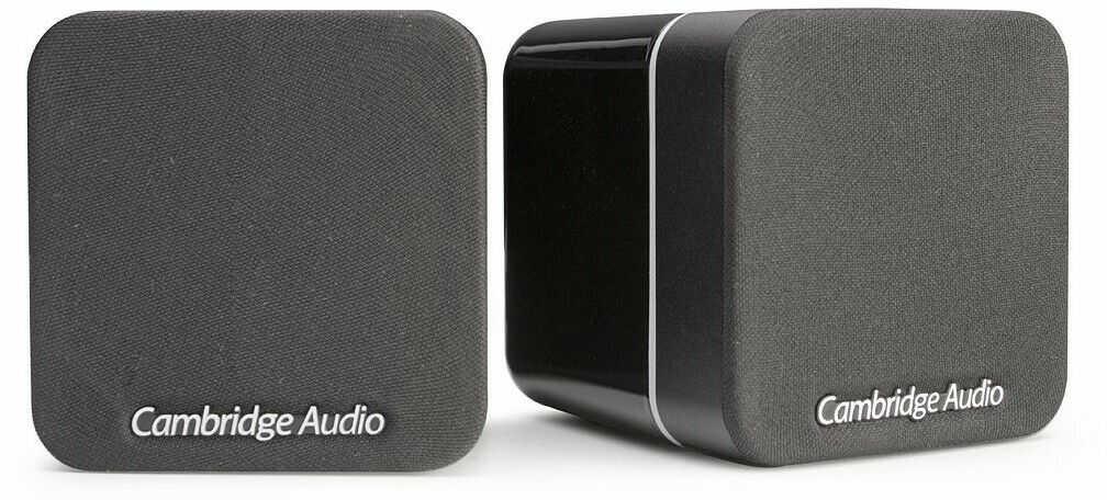 Cambridge Audio Minx Min 12 - głośniki satelitarne - czarne - 1szt. +9 sklepów - przyjdź przetestuj lub zamów online+
