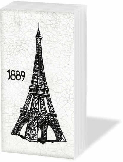 CHUSTECZKI DO NOSA - Paris - Eiffel Tower (Wieża Eiffla)