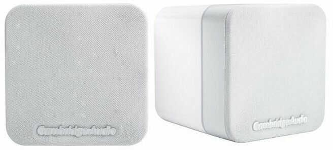 Cambridge Audio Minx Min 12 - głośniki satelitarne - białe - 1szt. +9 sklepów - przyjdź przetestuj lub zamów online+