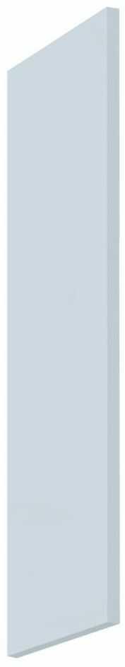 Zaślepka szafki kuchennej Salma kolor turkusowy