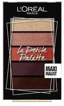 LOréal Paris La Petite Palette paleta cieni do powiek odcień Maximalist 5 x 0,8 g