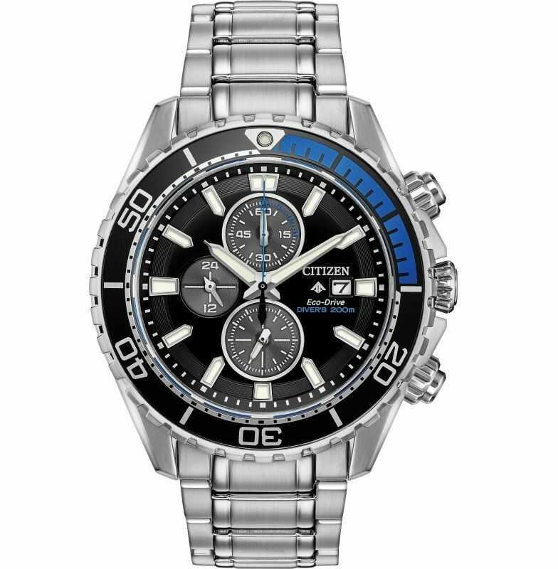 Zegarek męski Citizen Promaster Diver Chronograph CA0719-53E