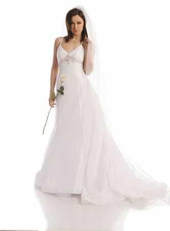 FSS520 Suknie Ślubne Suknia BIAŁY