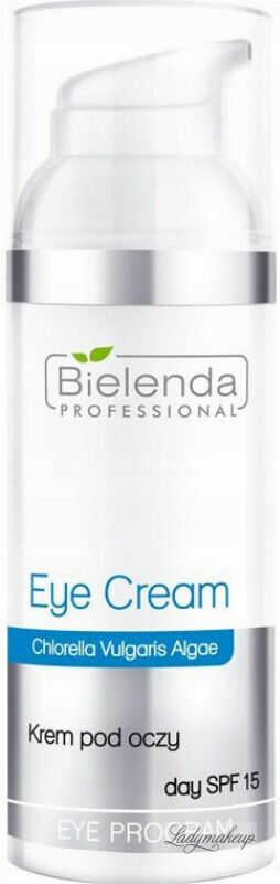 Bielenda Professional - Eye Cream - Krem pod oczy - SPF15 - Dzień - 50 ml