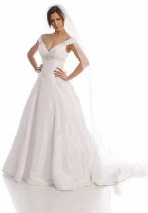 FSS521 Suknie Ślubne Suknia BIAŁY