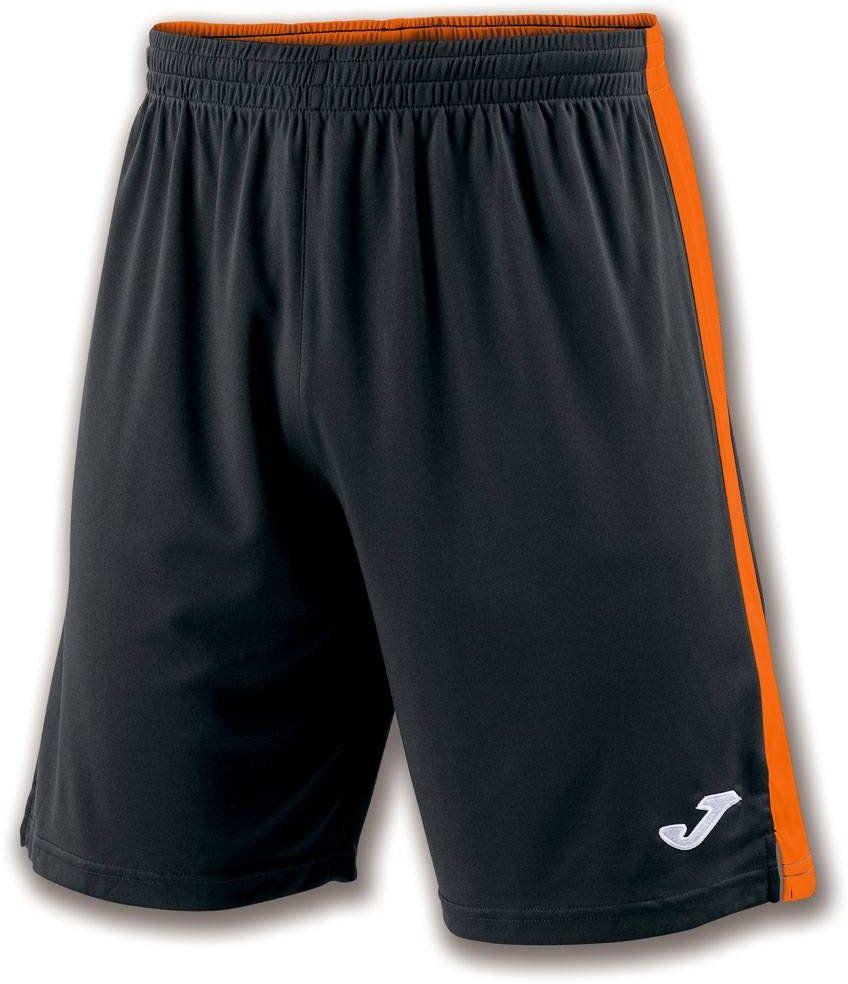 Joma Tokio II męskie spodnie, zestaw wielokolorowa Mehrfarbig (Schwarz/Orange) S