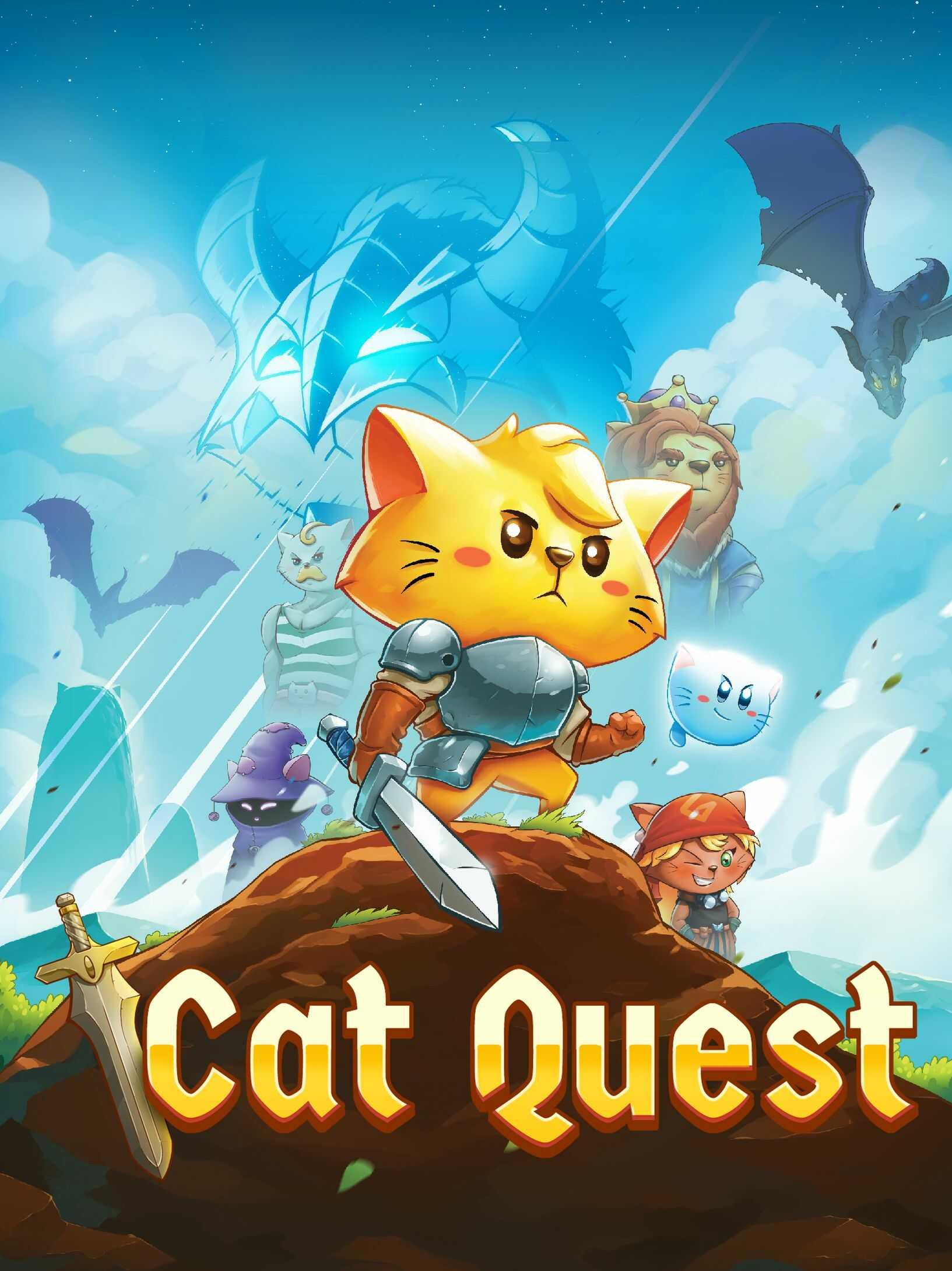Cat Quest (PC) klucz Steam