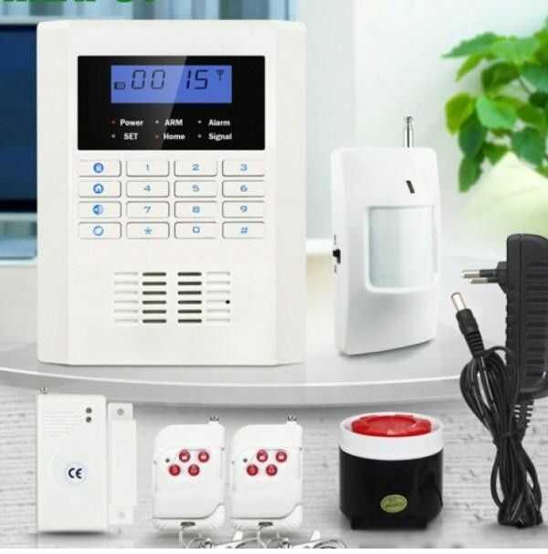 Alarm bezprzewodowy SATLINK SL-GSM30B