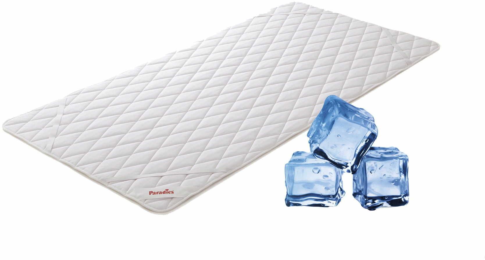 Nakładka chłodząca na materac 90x200 Paradies Pad Cool Comfort