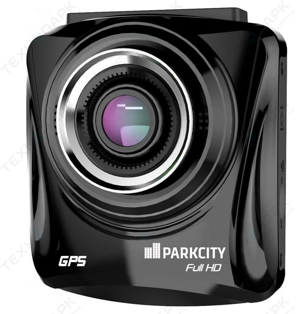 ParkCity DVR HD770 kompaktowa kamera do samochodu - czarna