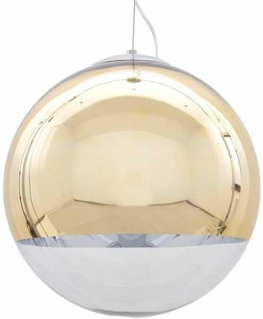 Lumina Deco Ibiza nowoczesna złota lampa wisząca
