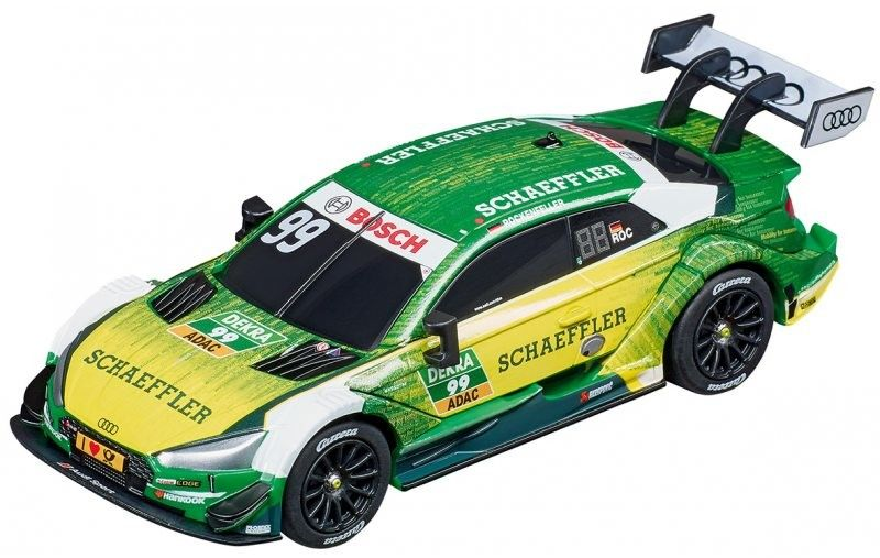 Carrera DIGITAL 143 - Audi RS 5 DTM M. Rockenfeller, No.99 41406