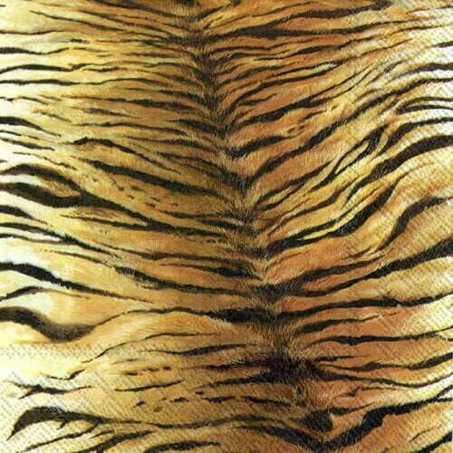 IHR, serwetki obiadowe - Tiger