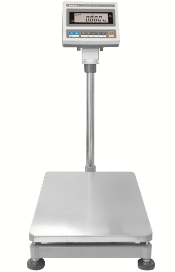 Waga platformowa CAS DB-II PLUS LCD 300