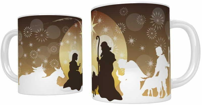 Kubek na Boże Narodzenie, Cicha Noc