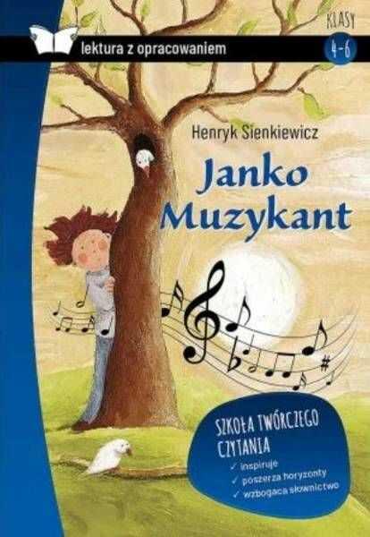 Janko Muzykant. Lektura z opracowaniem - Henryk Sienkiewicz