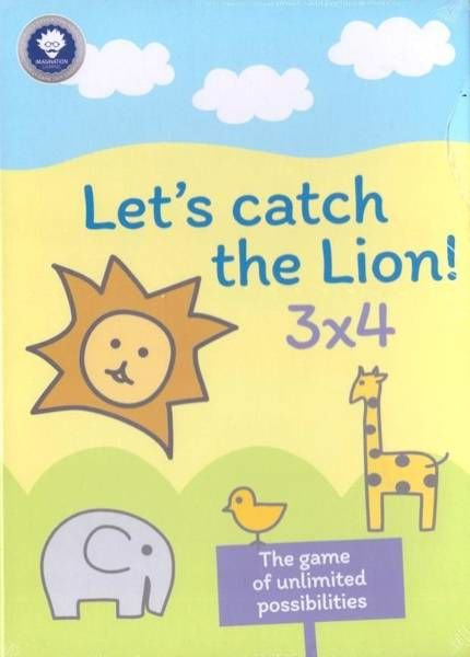 Let''s Catch the Lion! 3x4 - Ei System