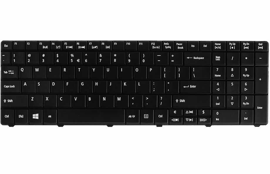 Klawiatura do Laptopa Acer Aspire E1-521 E1-531 E1-531G E1-571 E1-571G