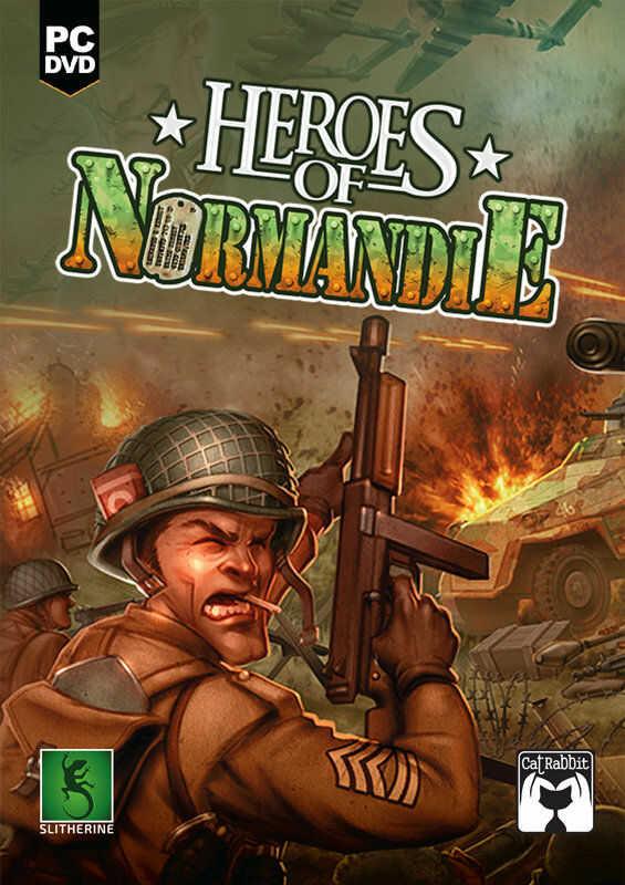 Heroes of Normandie (PC) klucz Steam
