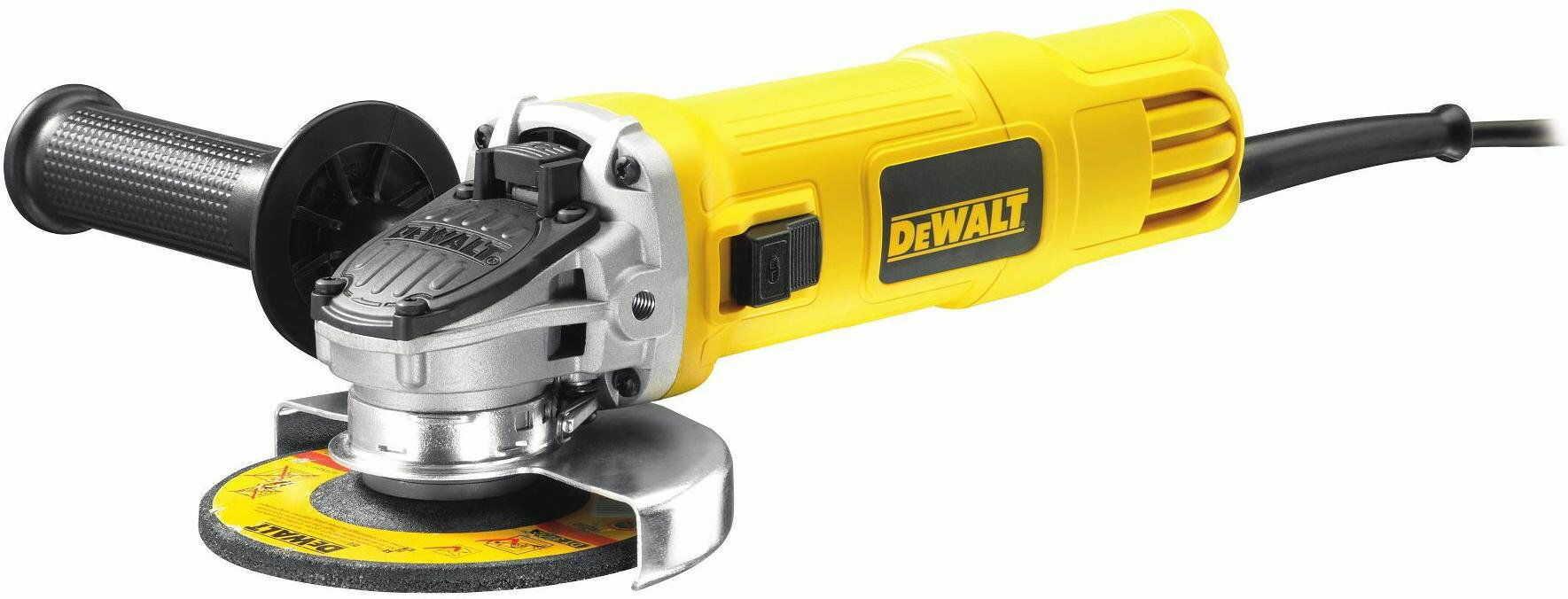 DWE4157 Szlifierka kątowa 125mm 900W