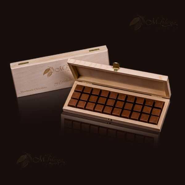 Drewniane 10x3 (30 czekoladek)