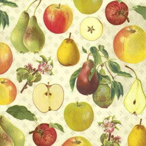 IHR, serwetki obiadowe - Apple and Pear