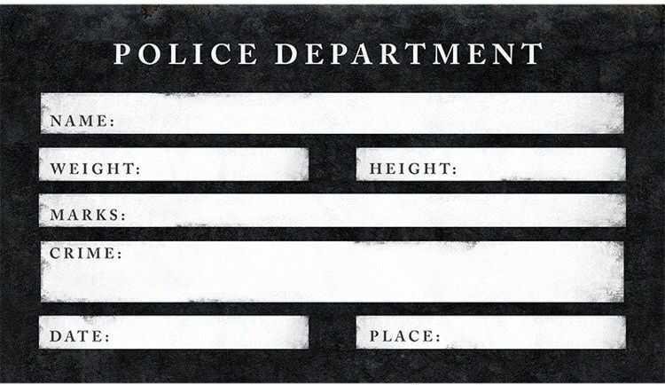 Tabliczka Aresztowany do Fotobudki na Sesję tdz10