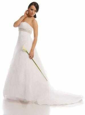 FSS528 Suknie Ślubne Suknia BIAŁY
