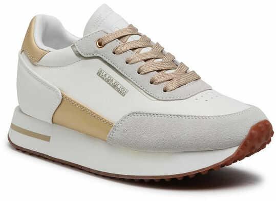 Napapijri Sneakersy Hazel NP0A4FKW0021 Biały