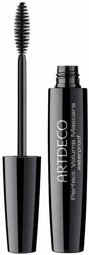 ARTDECO Perfect Volume Mascara Waterproof, tusz do rzęs, zwiększający objętość, wodoodporny, nr 71, czarny