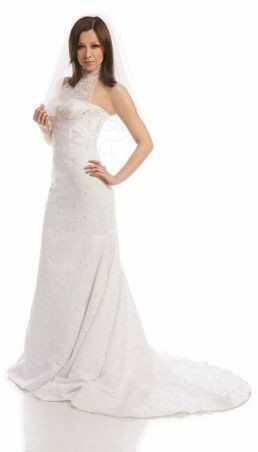 FSS530 Suknie Ślubne Suknia BIAŁY
