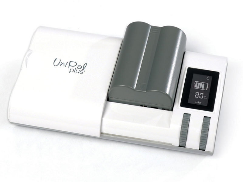 Hahnel Unipal Plus Charger - ładowarka uniwersalna Hahnel Unipal Plus Charger