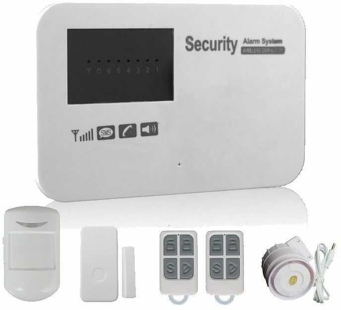 Alarm bezprzewodowy SATLINK SL-GSM50C