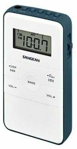 Sangean POCKET 140 DT-140 (biały)