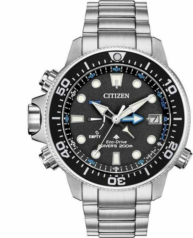 Zegarek męski Citizen Promaster Aqualand Wr200 BN2031-85E