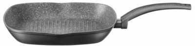 Patelnia grillowa AMBITION Qualum Basic Stone Edition Loft 28cm. Kup taniej o 40 zł dołączając do Klubu
