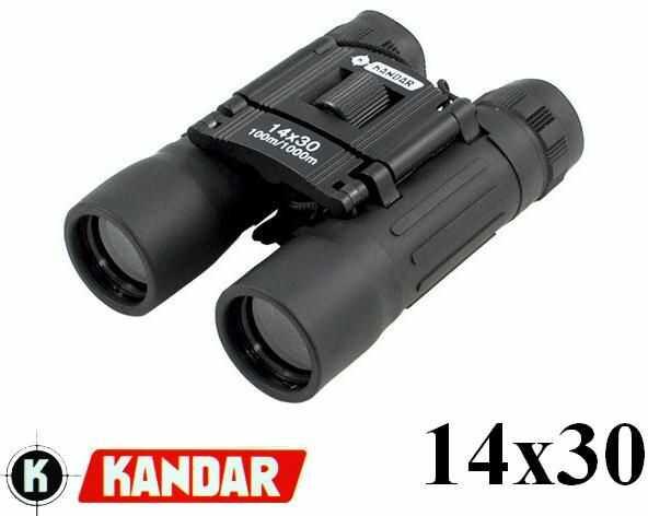 Oryginalna Kompaktowa Lornetka Kandar 14x30 (w 2 kolorach do wyboru!!).