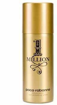 Paco Rabanne 1 Million 1 Million 150 ml dezodorant w sprayu dla mężczyzn dezodorant w sprayu + do każdego zamówienia upominek.