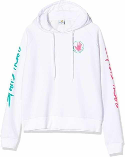 Body Glove Rewind Hood bluza z kapturem, damska, biała, M
